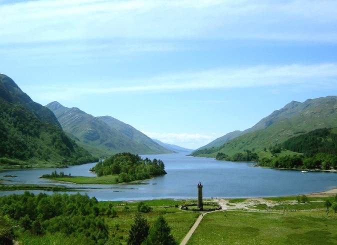 Glenfinnan copyright 2008 SMichaels