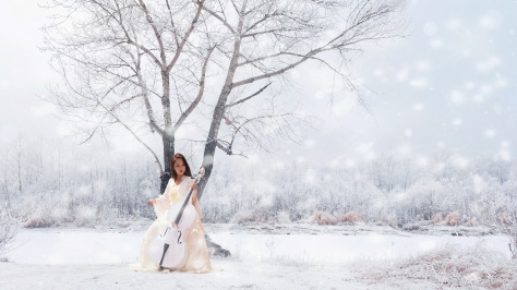 white-winter-snow-girl-music-wallpapers-backgrounds1